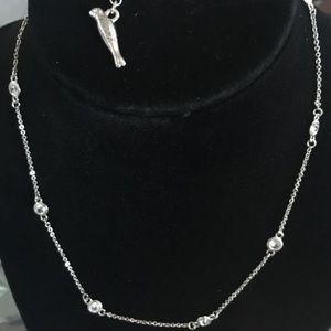 Necklace Chloe & Isabel. Original C&I bag.